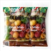 ラ・ロッカ ミックスオリーブ100g / La Rocca Mix Olives 100g