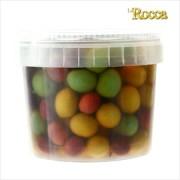 ラ・ロッカ ミックスオリーブ 500g / La Rocca Mix Olives 500g